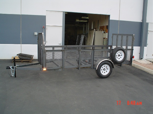 Motorcycle Trailer Plans Miller Welding Discussion Forums