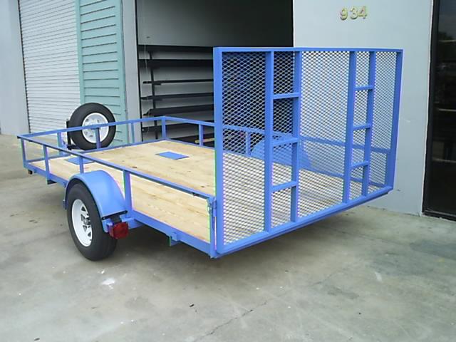 Trailer ramp - Miller Welding Discussion Forums