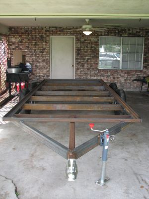 Utility Trailer Plans/Questions - Miller Welding Discussion Forums