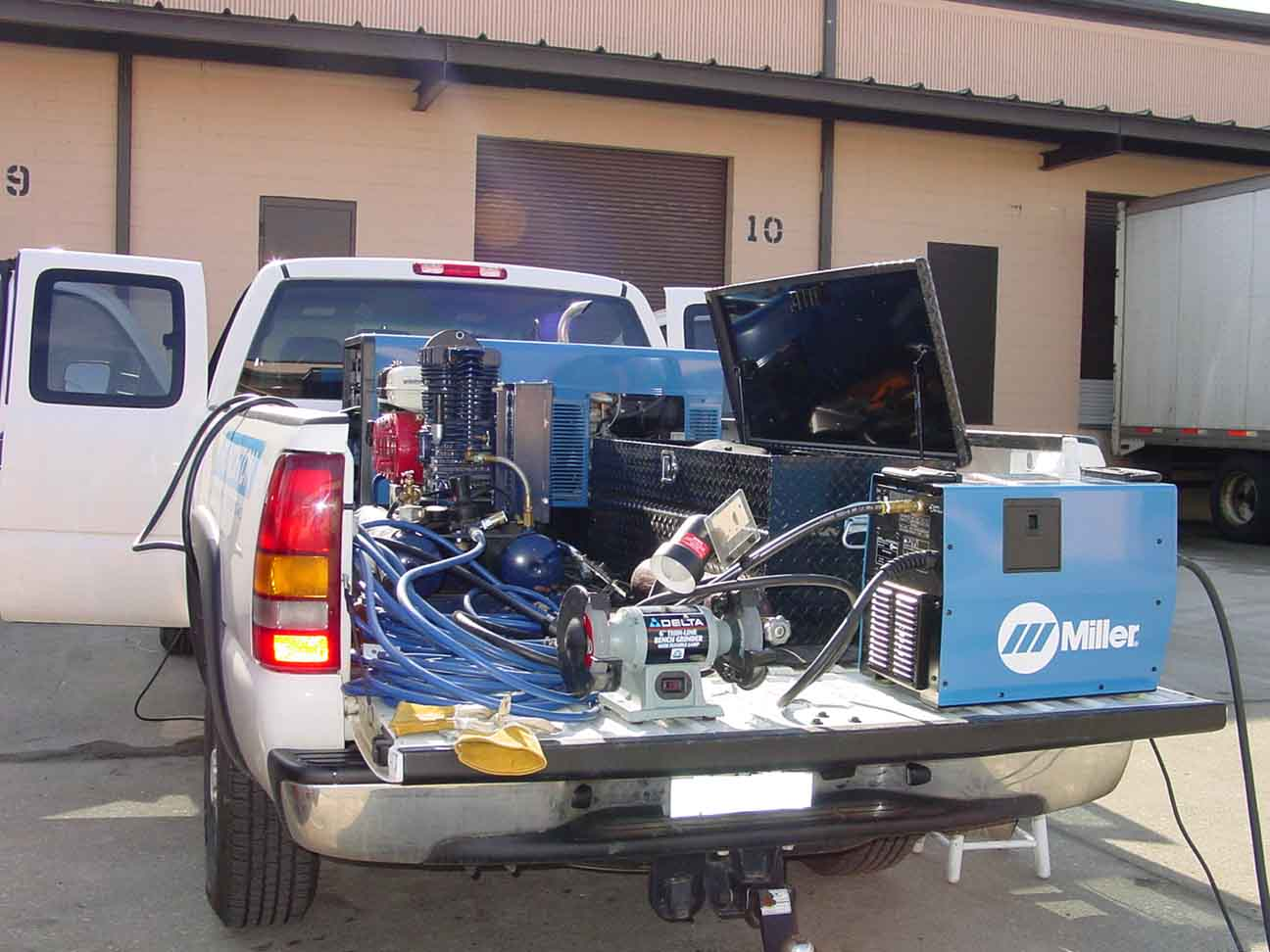 For those with a mobile setup - Miller Welding Discussion Forums
