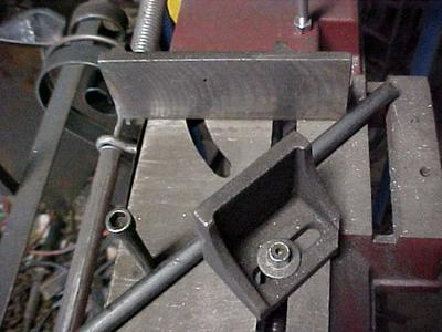 Harbor Freight Bandsaw mods - Miller Welding Discussion Forums