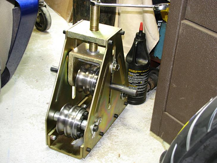 Harbor Freight Tubing Roller - Miller Welding Discussion Forums