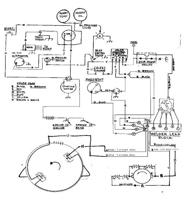 Lincoln sa200 wiring diagrams t