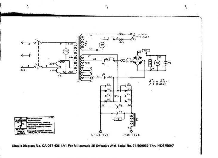 miller welder diagram marcus miller wiring diagram millermatic will not feed - miller welding discussion forums #6