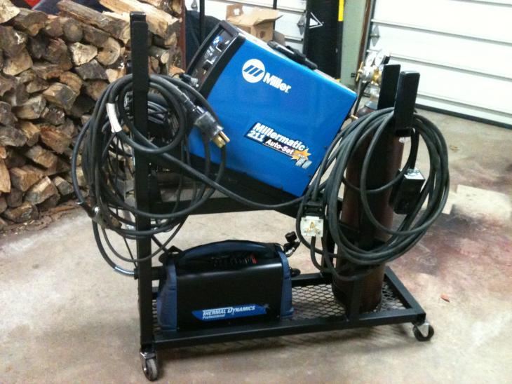 Click image for larger version Name: welding cart 078.jpg Views: 1 Size ...