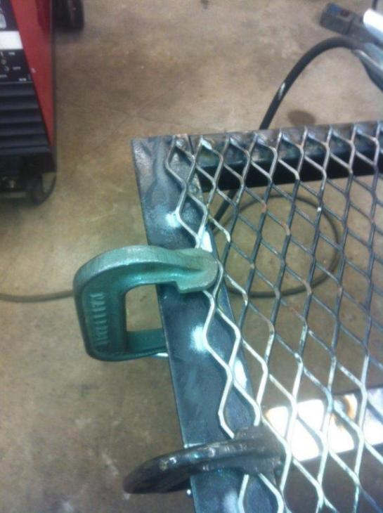 Trailer Ramp Repair and Improvement - Miller Welding Discussion Forums