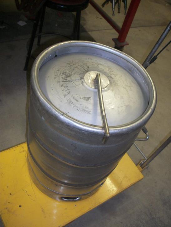 Miller Spectrum 375 >> Old Beer Kegs - Miller Welding Discussion Forums