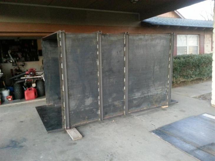 Shelter Metal Weld : How to build an underground storm shelter tornado bunker