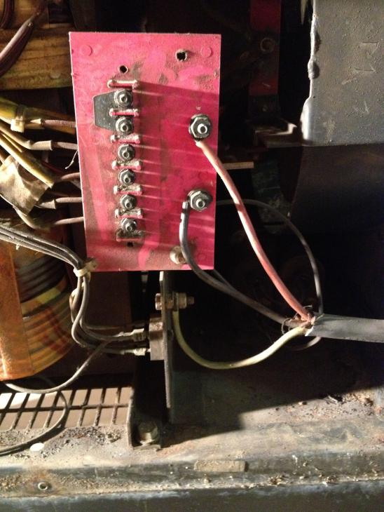 Miller Dialarc 250P AC/DC Looking for input voltage help ... on