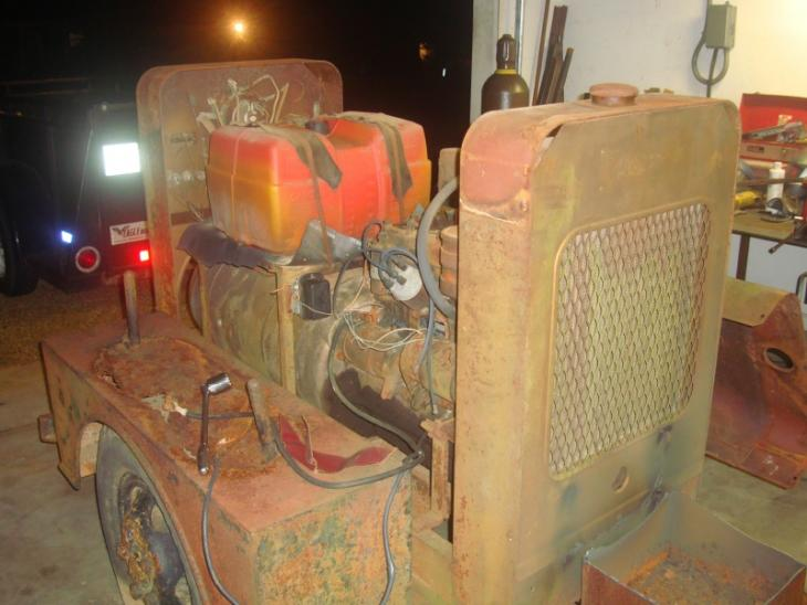 Vintage Hobart Welder Info - Miller Welding Discussion Forums on old hobart welder parts, old hobart welder generator, old hobart welder manual,