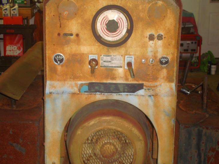 Vintage Hobart Welder Info - Miller Welding Discussion Forums