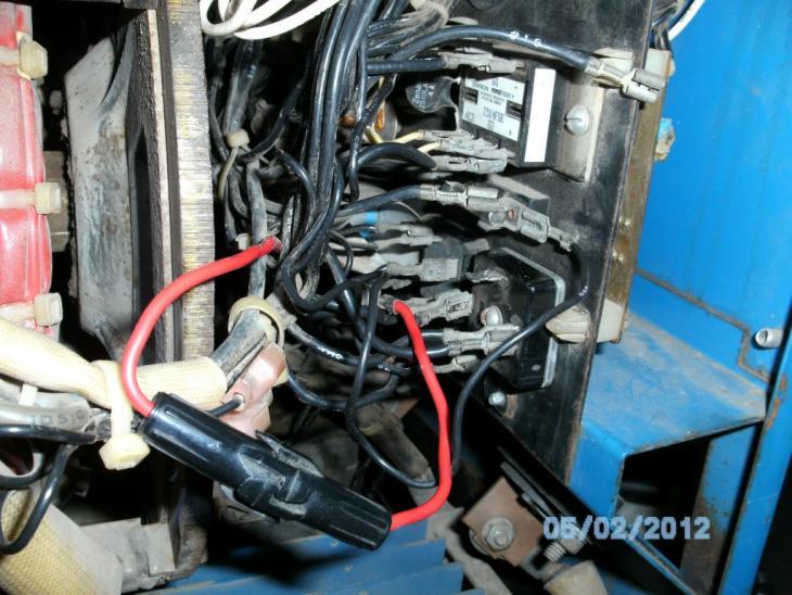 Trailblazer 250g Restoration Project No Power Miller Welding Discussion Forums