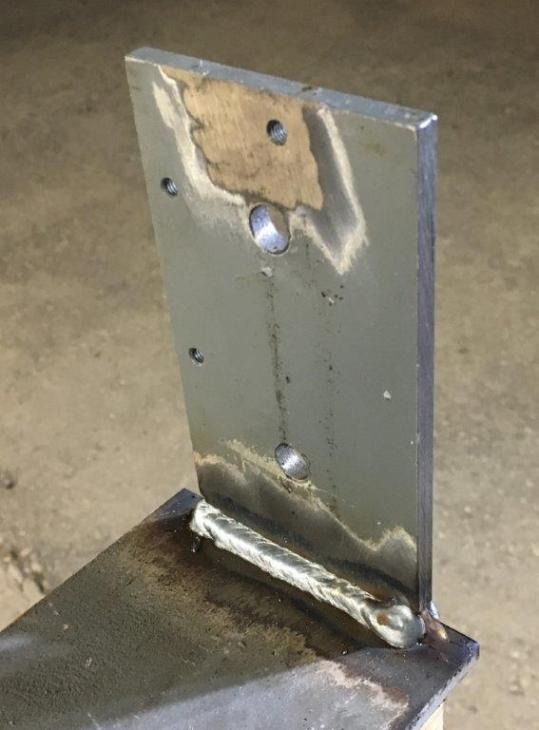 Flush Mount I-beam - Miller Welding Discussion Forums