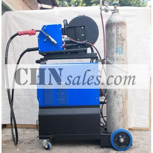 MIG 350 IGBT Three phase 220V Mobile Integration Welding Machine