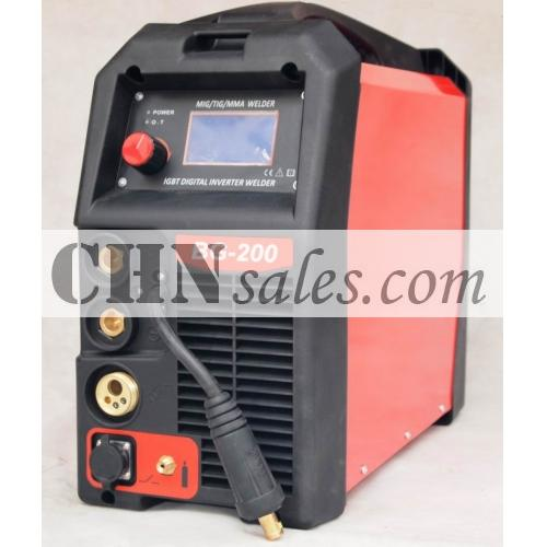 BG 200 MIG TIG MMA Digital Welding Machine