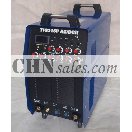 TIG 315P ACorDC 380V welding machine